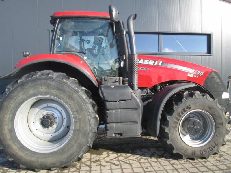 Traktor des Typs Case IH Magnum 370 CVX CVT HD, Gebrauchtmaschine in Wülfershausen an der Saale (Bild 1)
