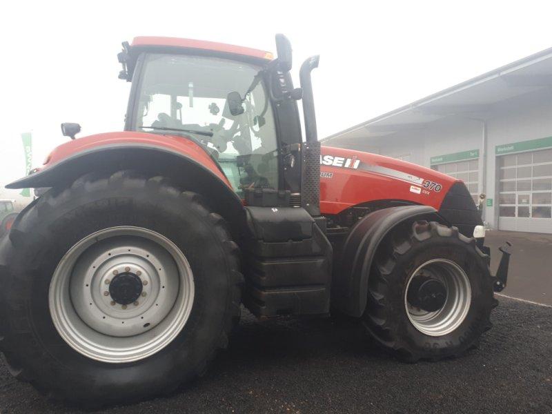 Traktor des Typs Case IH Magnum 370 CVX, Gebrauchtmaschine in Wülfershausen an der Saale (Bild 1)