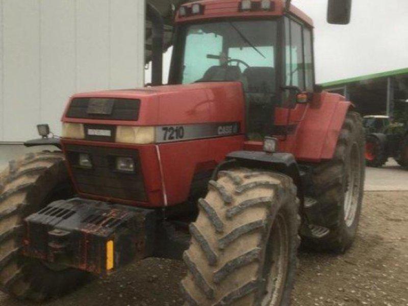Traktor des Typs Case IH Magnum 7210, Gebrauchtmaschine in Lohe-Rickelshof (Bild 1)
