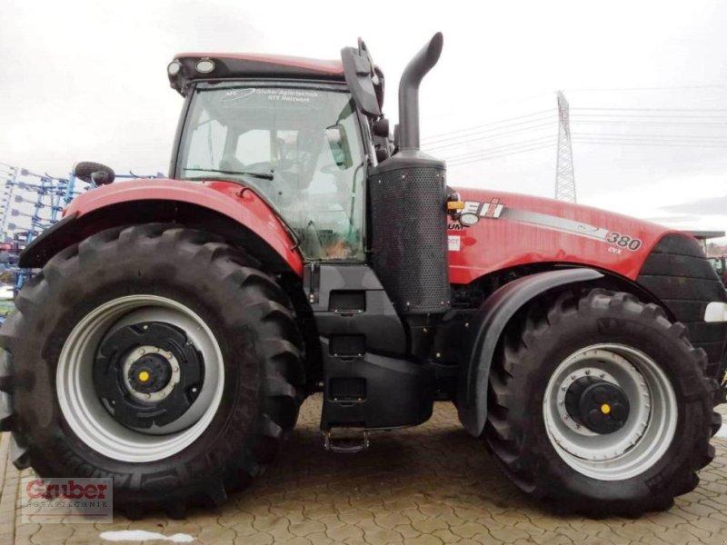 Traktor des Typs Case IH Magnum CVX 380, Gebrauchtmaschine in Nordhausen OT Hesserode (Bild 1)