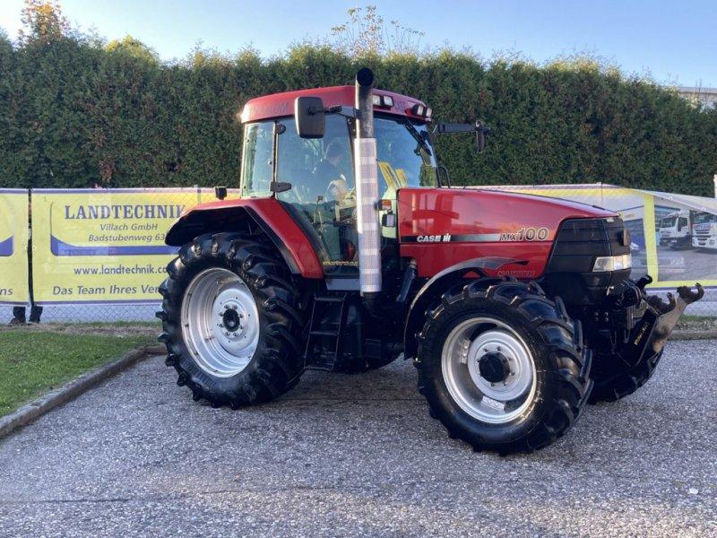 Traktor des Typs Case IH Maxxum 100, Gebrauchtmaschine in Villach (Bild 1)