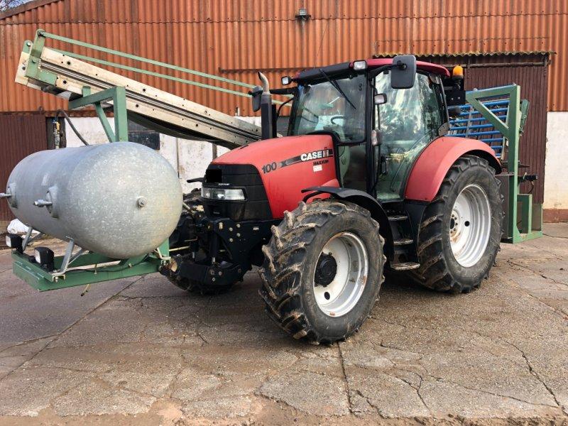 Traktor des Typs Case IH Maxxum 100, Gebrauchtmaschine in Schifferstadt (Bild 1)