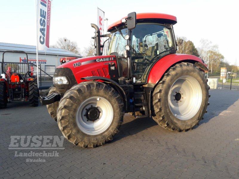 Traktor des Typs Case IH Maxxum 110 MC, Gebrauchtmaschine in Straelen (Bild 1)