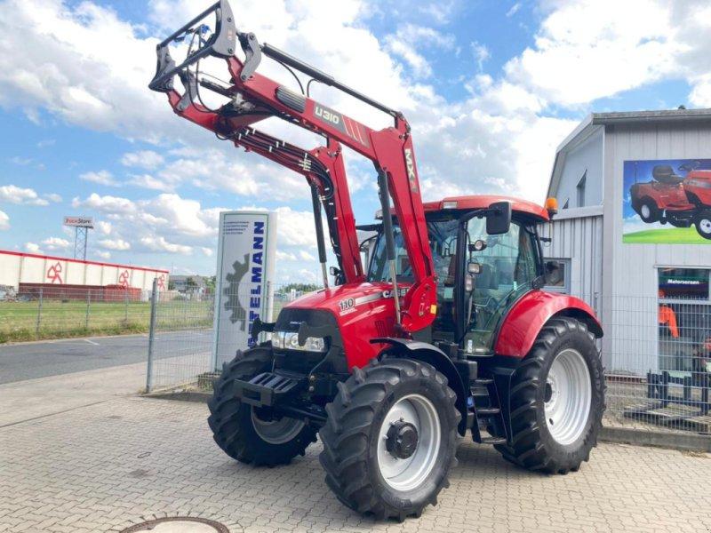 Traktor des Typs Case IH Maxxum 110 MC, Gebrauchtmaschine in Stuhr (Bild 1)