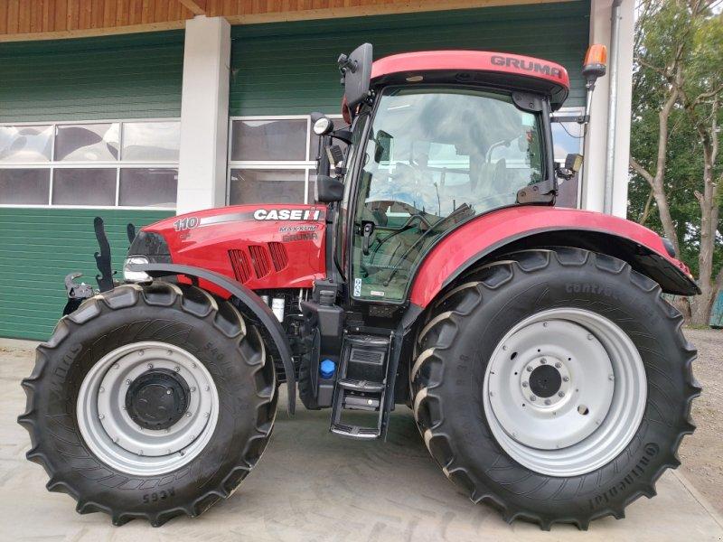 Traktor des Typs Case IH Maxxum 110, Gebrauchtmaschine in Günzach (Bild 1)