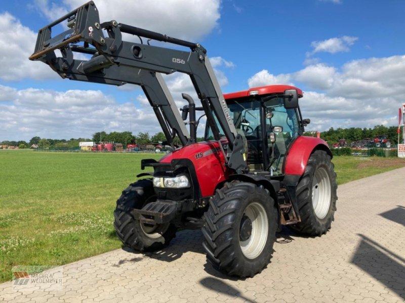 Traktor a típus Case IH MAXXUM 115 EP MIT ALÖ Q 56, Gebrauchtmaschine ekkor: Oyten (Kép 1)