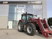 Case IH MAXXUM 115 EP står i hornslet Traktor