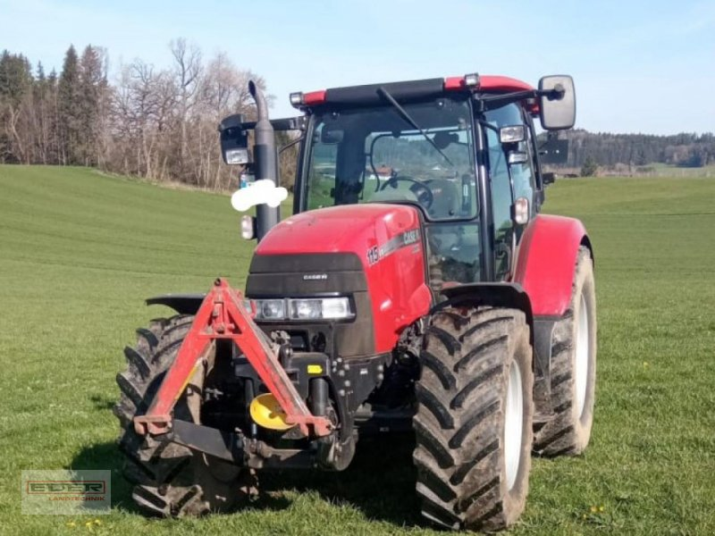 Traktor des Typs Case IH Maxxum 115, Gebrauchtmaschine in Traunreut/Matzing (Bild 1)