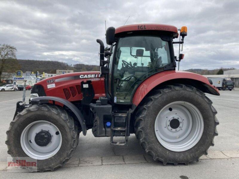 Traktor типа Case IH Maxxum 115, Gebrauchtmaschine в Holzhausen (Фотография 1)