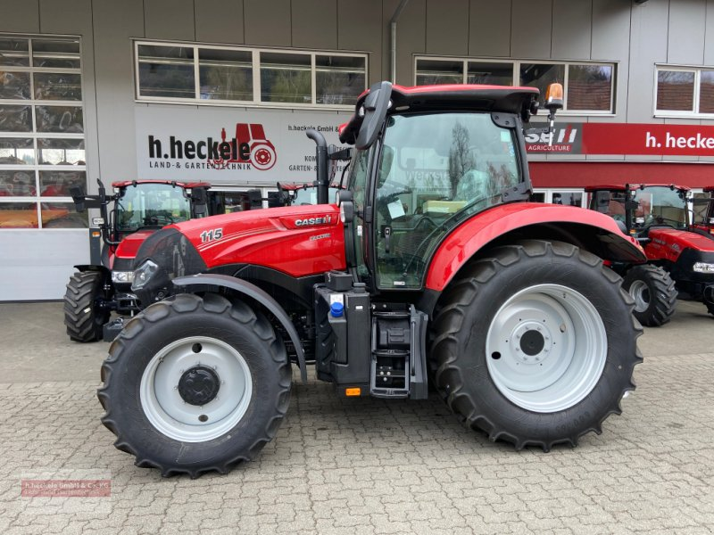 Traktor des Typs Case IH Maxxum 115, Neumaschine in Epfendorf (Bild 1)