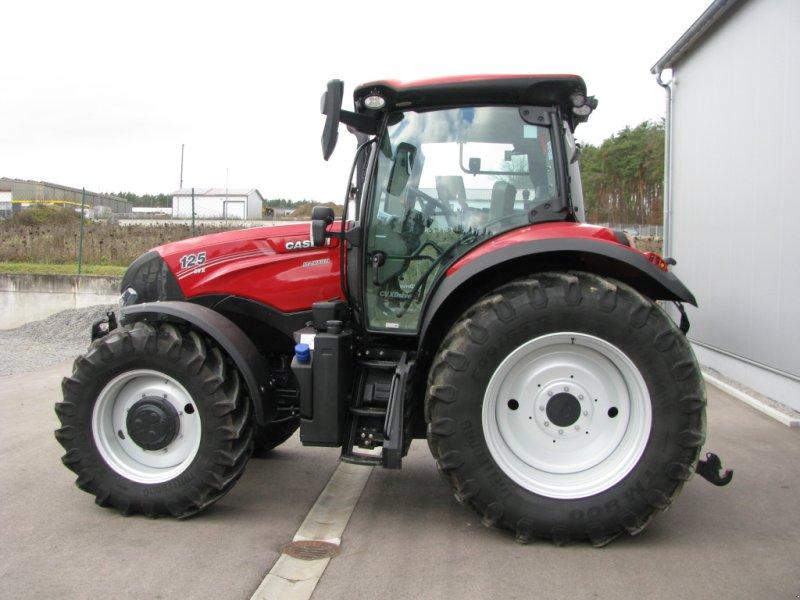 Traktor des Typs Case IH Maxxum 125 CVX, Gebrauchtmaschine in Nittenau (Bild 1)