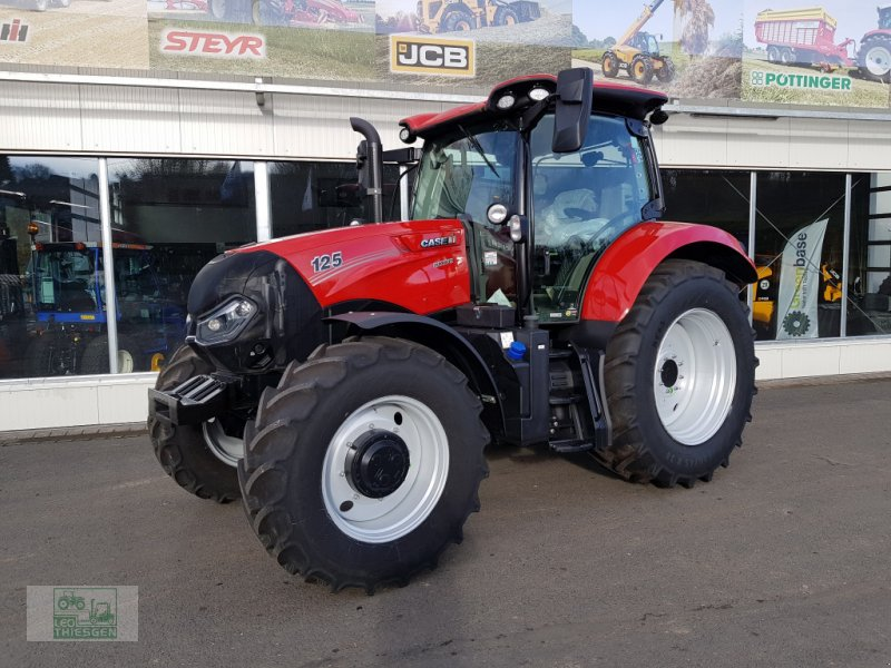 Фотография Case IH Maxxum 125 MC
