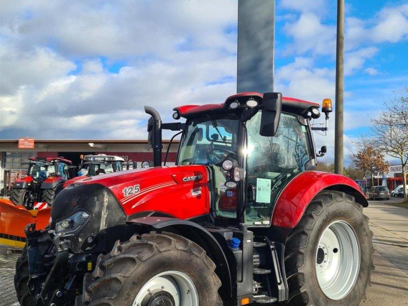 Traktor des Typs Case IH Maxxum 125 Multicont, Neumaschine in Straubing (Bild 1)