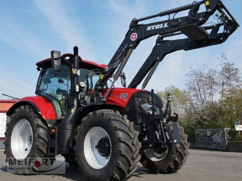 Traktor des Typs Case IH MAXXUM 125, Neumaschine in Daegeling (Bild 1)