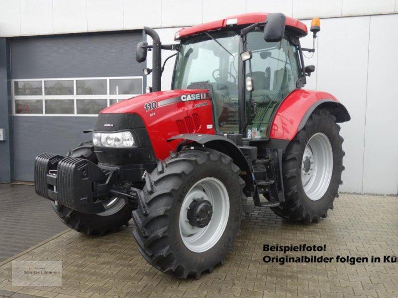 Traktor типа Case IH Maxxum 130 CVX, Gebrauchtmaschine в Borken (Фотография 1)