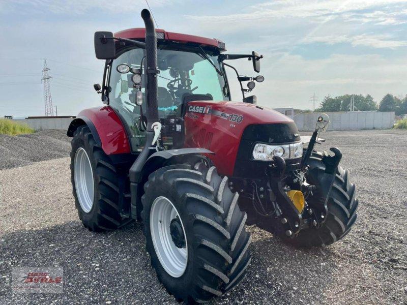 Traktor des Typs Case IH Maxxum 130 CVX, Gebrauchtmaschine in Steinheim (Bild 1)