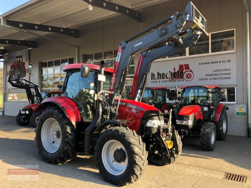 Traktor типа Case IH Maxxum 130 CVX, Gebrauchtmaschine в Epfendorf (Фотография 1)
