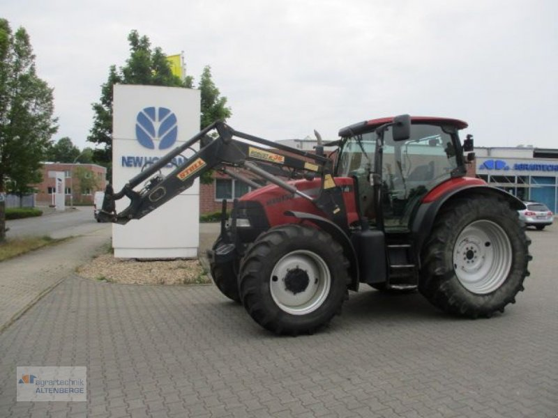 Traktor des Typs Case IH Maxxum 130, Gebrauchtmaschine in Altenberge (Bild 1)