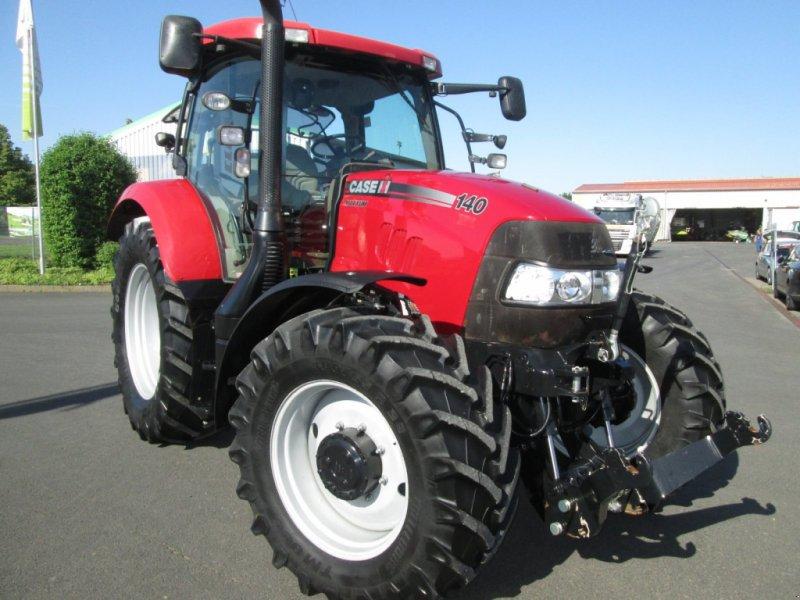 Traktor des Typs Case IH Maxxum 140 MC EP, Gebrauchtmaschine in Wülfershausen (Bild 1)