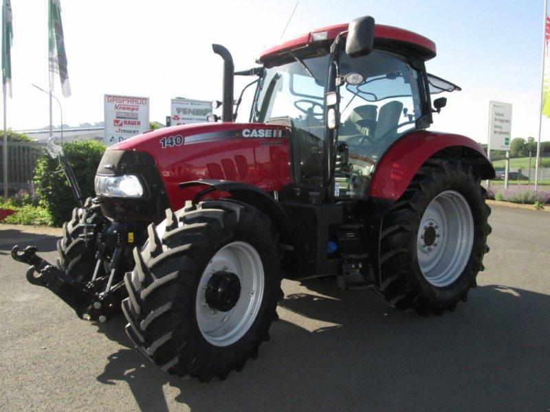 Traktor des Typs Case IH Maxxum 140 MC EP, Gebrauchtmaschine in Wülfershausen (Bild 2)