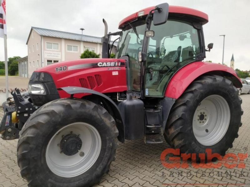 Traktor des Typs Case IH Maxxum 140 MC, Gebrauchtmaschine in Ampfing (Bild 1)