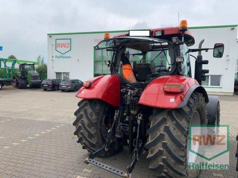 Traktor des Typs Case IH Maxxum 140, Gebrauchtmaschine in Rommerskirchen (Bild 5)