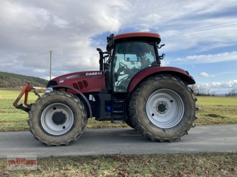 Traktor типа Case IH Maxxum 140, Gebrauchtmaschine в Holzhausen (Фотография 1)