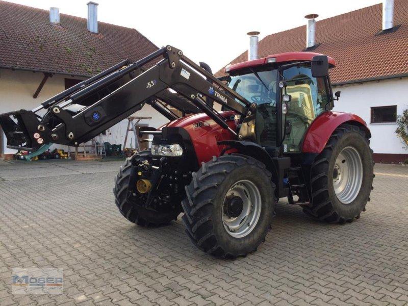Traktor des Typs Case IH Maxxum 140, Gebrauchtmaschine in Massing (Bild 1)