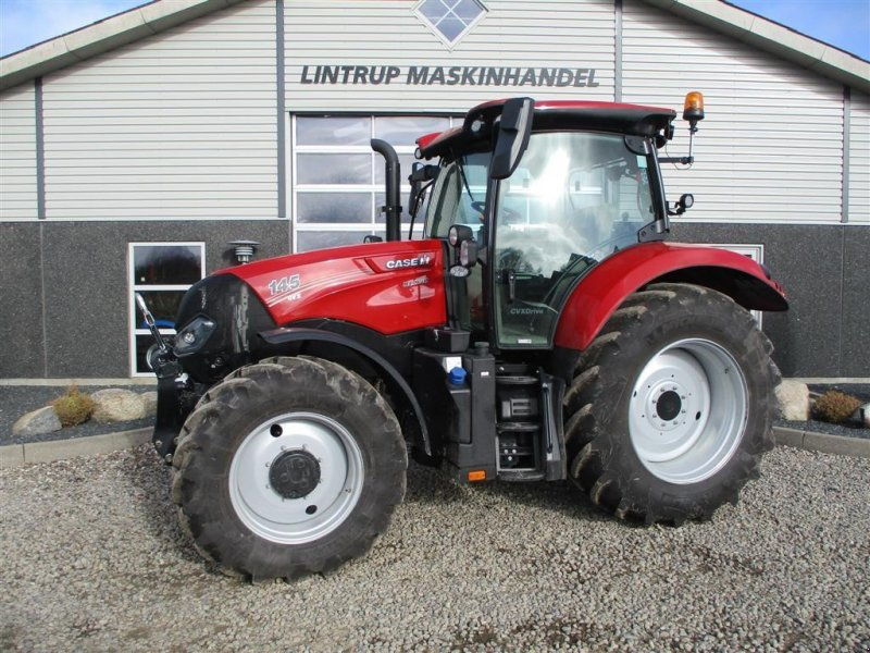 Traktor типа Case IH Maxxum 145 CVX Multicontroller, Gebrauchtmaschine в Lintrup (Фотография 1)
