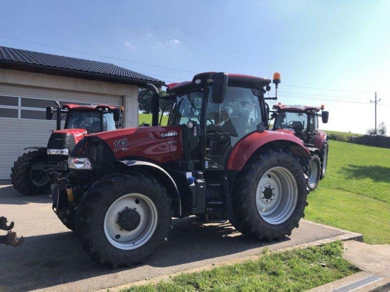 Traktor типа Case IH Maxxum 145 CVX, Gebrauchtmaschine в Traberg (Фотография 1)