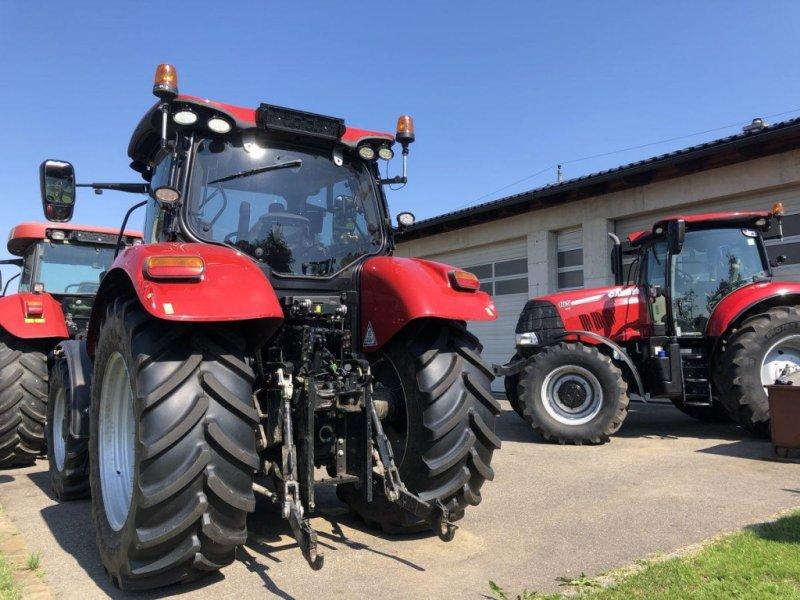 Traktor типа Case IH Maxxum 145 CVX, Gebrauchtmaschine в Traberg (Фотография 6)