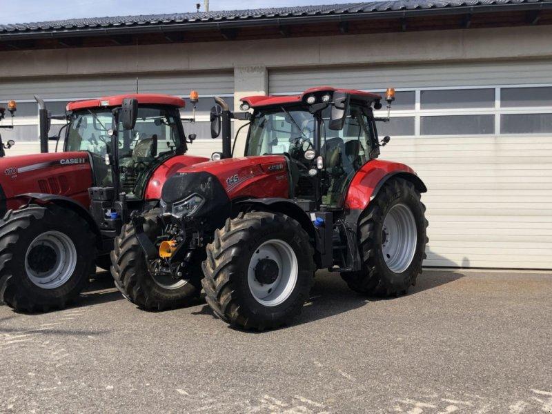 Traktor des Typs Case IH Maxxum 145 CVX, Gebrauchtmaschine in Traberg (Bild 1)