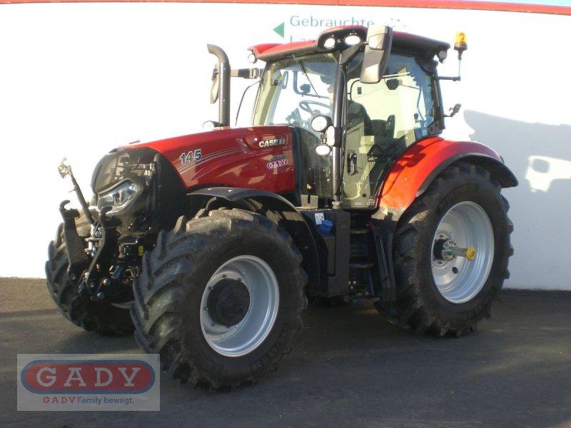 Traktor of the type Case IH Maxxum 145 Multicontroller, Vorführmaschine in Lebring (Picture 1)