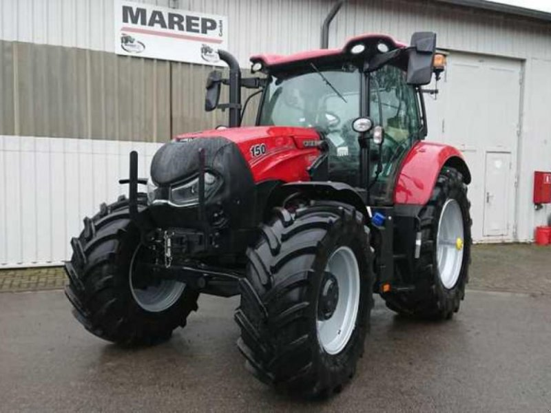 Traktor a típus Case IH MAXXUM 150 CVX, Neumaschine ekkor: Vehlow (Kép 1)
