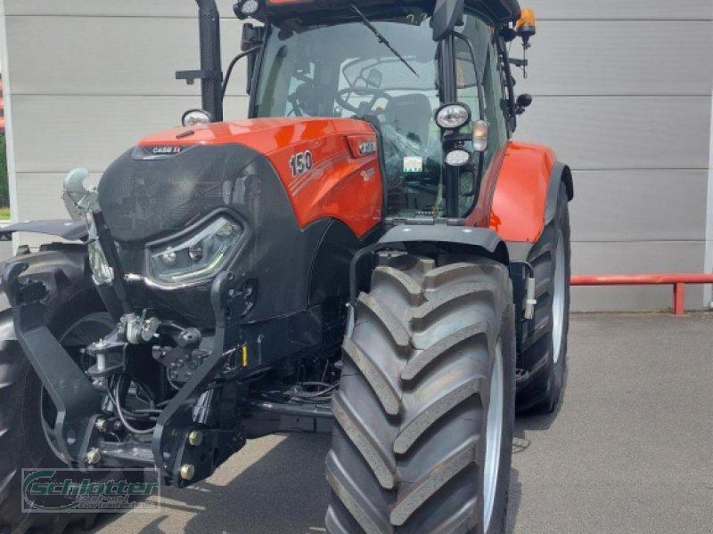 Traktor des Typs Case IH Maxxum 150 CVX, Neumaschine in Idstein-Wörsdorf (Bild 1)