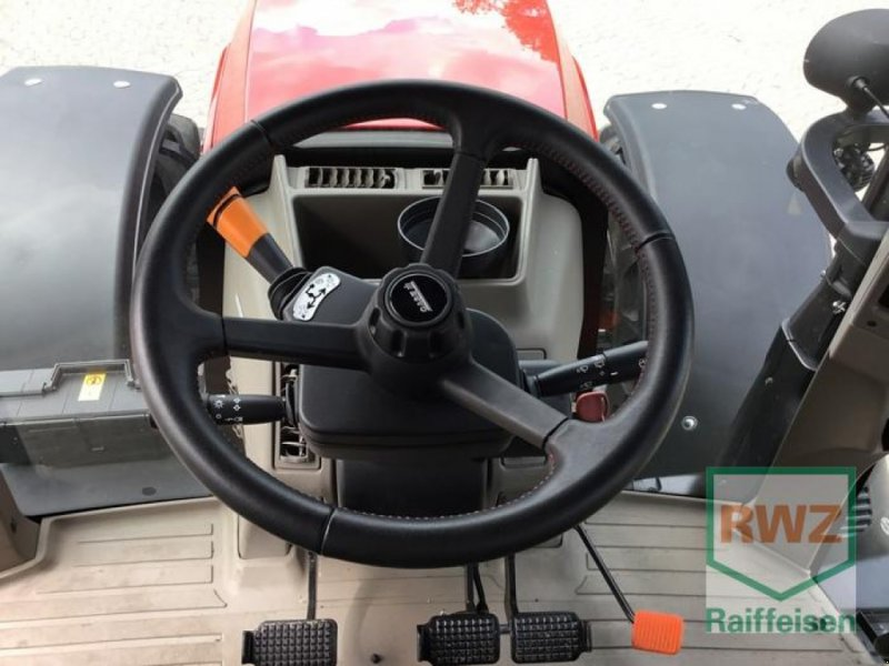 Traktor des Typs Case IH Maxxum 150 CVX, Neumaschine in Kruft (Bild 17)
