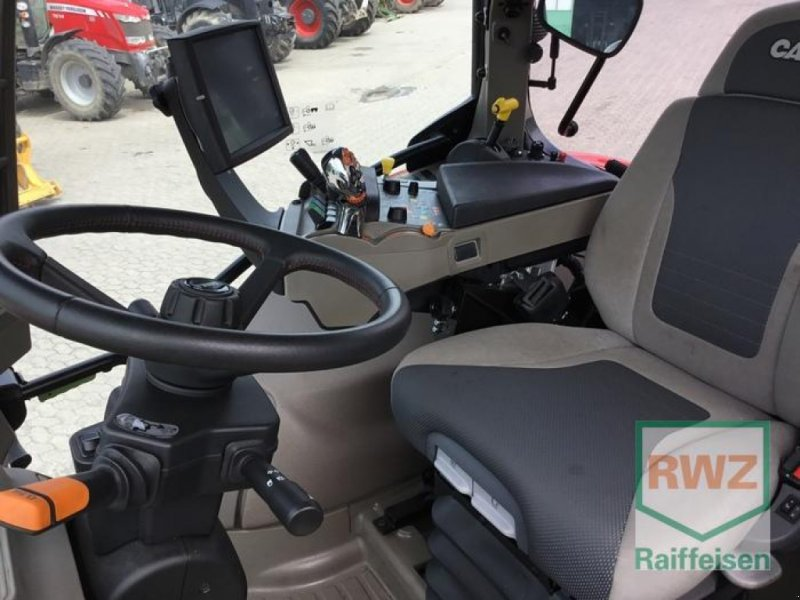 Traktor des Typs Case IH Maxxum 150 CVX, Neumaschine in Kruft (Bild 12)