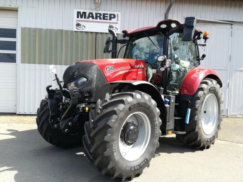 Traktor des Typs Case IH MAXXUM 150 MUTICONTROLLER, Neumaschine in Vehlow (Bild 1)