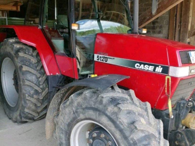 Traktor des Typs Case IH Maxxum 5120 A, Gebrauchtmaschine in Pleiskirchen (Bild 2)