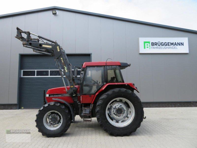 Traktor des Typs Case IH Maxxum 5120,Druckluft, Industriefrontlader,40 Km/H, Gebrauchtmaschine in Meppen (Bild 1)