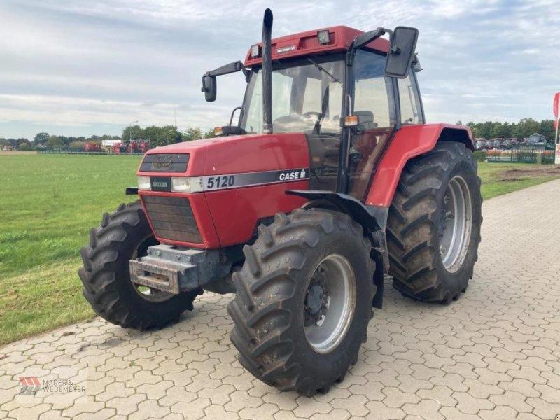 Traktor des Typs Case IH MAXXUM 5120 MIT KLIMAANLAGE, Gebrauchtmaschine in Oyten (Bild 1)