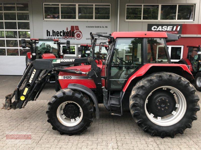 Traktor des Typs Case IH Maxxum 5120, Gebrauchtmaschine in Epfendorf (Bild 1)