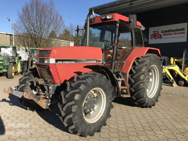 Traktor des Typs Case IH Maxxum 5140 **Fronthydraulik + Zapfwelle + DL**, Gebrauchtmaschine in Marl (Bild 1)