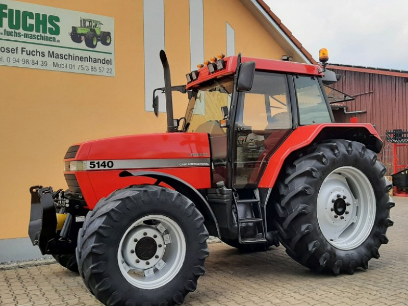 Traktor tip Case IH Maxxum 5140 Powershift, Gebrauchtmaschine in Laaber (Poză 1)