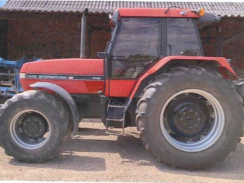 Traktor des Typs Case IH Maxxum 5140, Gebrauchtmaschine in Schutterzell (Bild 1)