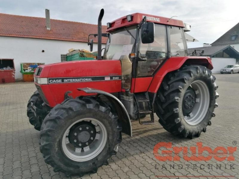 Traktor des Typs Case IH Maxxum 5140, Gebrauchtmaschine in Ampfing (Bild 1)