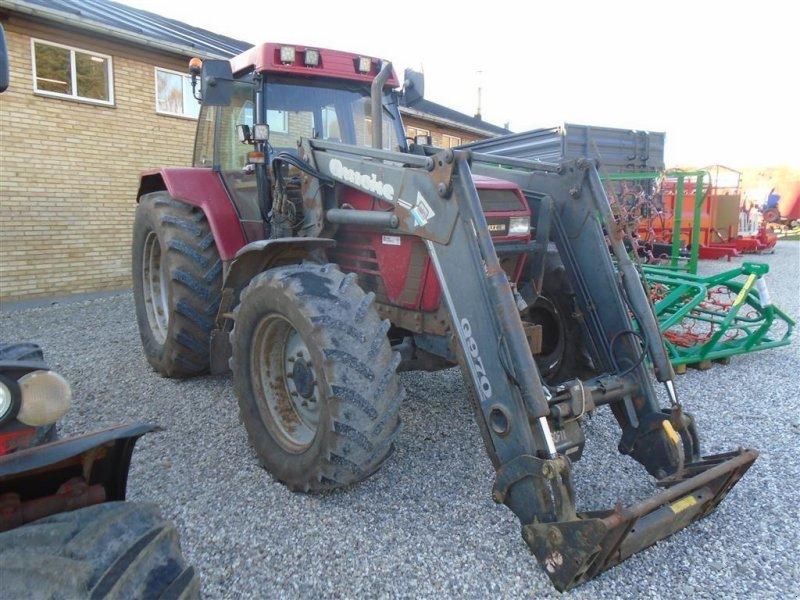 Traktor des Typs Case IH Maxxum 5150 m/ Ålø Q970 Læsser, Gebrauchtmaschine in Viborg (Bild 1)