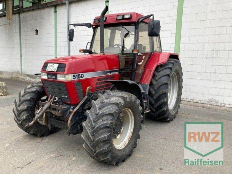 Traktor des Typs Case IH Maxxum 5150, Gebrauchtmaschine in Lorsch (Bild 1)