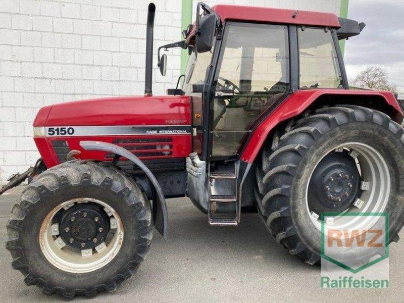 Traktor des Typs Case IH Maxxum 5150, Gebrauchtmaschine in Lorsch (Bild 6)