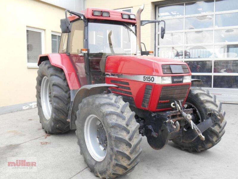 Traktor des Typs Case IH Maxxum 5150, Gebrauchtmaschine in Holzhausen (Bild 1)